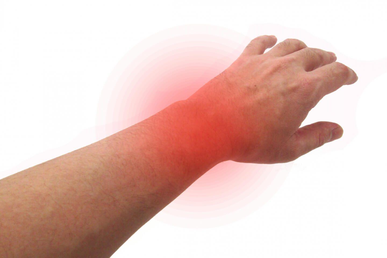 症状で選ぶ 腱鞘炎